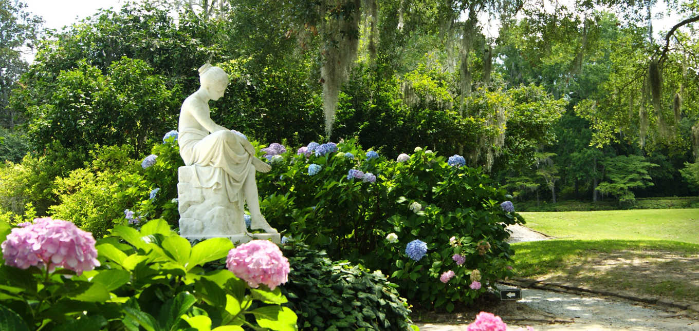 Garden Ideas Small Landscape Gardens Pictures Gallery: Middleton Place Garden Tours, Butterfly Lakes, Formal And