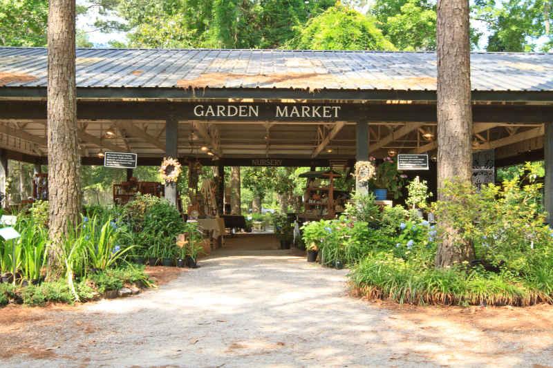 Museum Shop In Charleston, Garden Nurseries, Middleton Place Museum ...