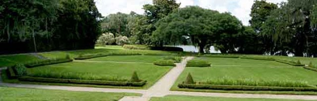 Image of Middleton Places gardens